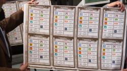 ¿Cómo debes marcar la boleta para que tu voto