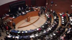 Senado recibe iniciativa de reforma de AMLO para eliminar fuero del
