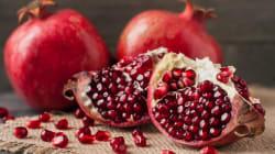 9 recetas con granada roja, más allá de los chiles en
