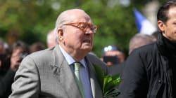 Malgré les fâcheries, tout le clan Le Pen autour du chef pour ses 90