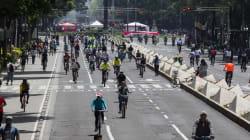 Los ciclistas serán afectados con el Desfile