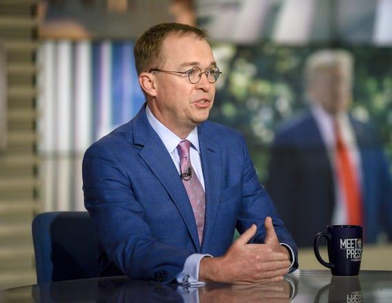 Mulvaney defends Trump on Doral selection for G-7
