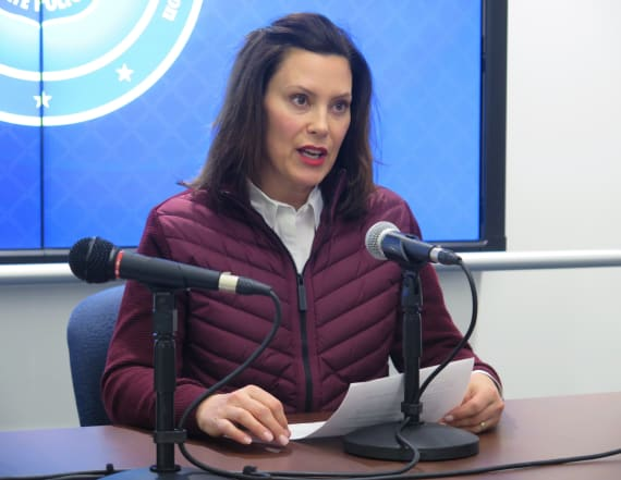 Whitmer: Medical vendors told not to supply Michigan