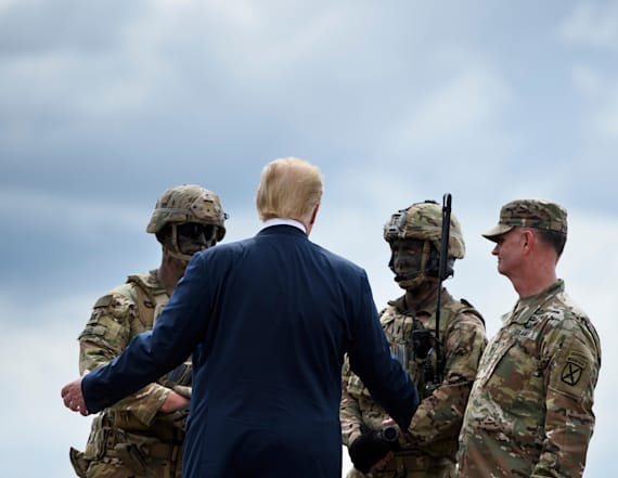 Trump's military parade may cost $92 million