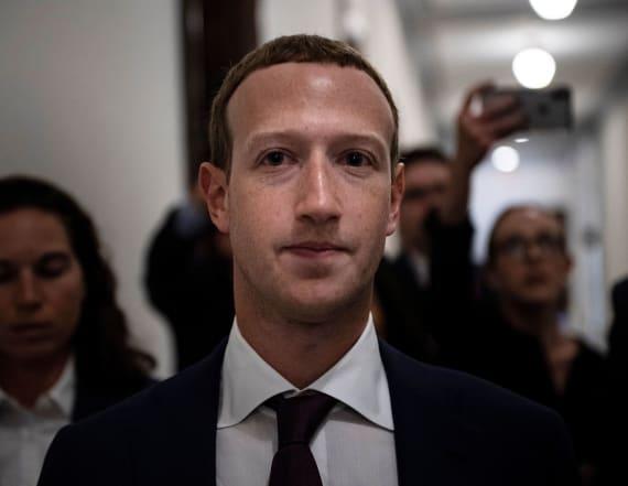 Mark Zuckerberg takes aim at Warren in leaked audio