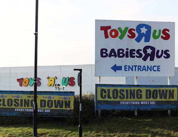 Toys R Us is blaming one group for its sudden demise