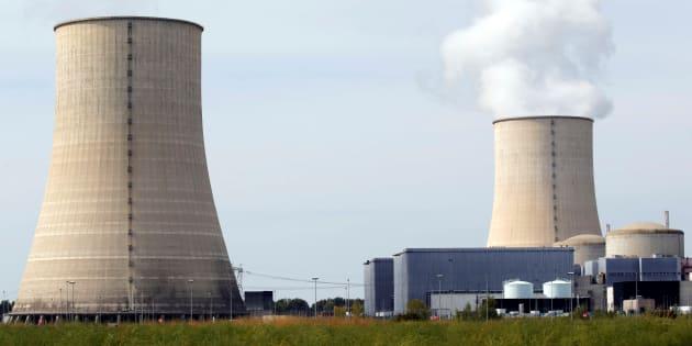 La centrale nucléaire de Golfech, entre Agen et Toulouse.