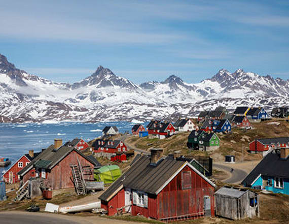 Greenland's residents grapple with global warming