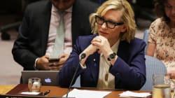 Cate Blanchett pone voz en la ONU al sufrimiento de los