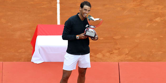 La décima pour Rafael Nadal au tournoi de Monte-Carlo