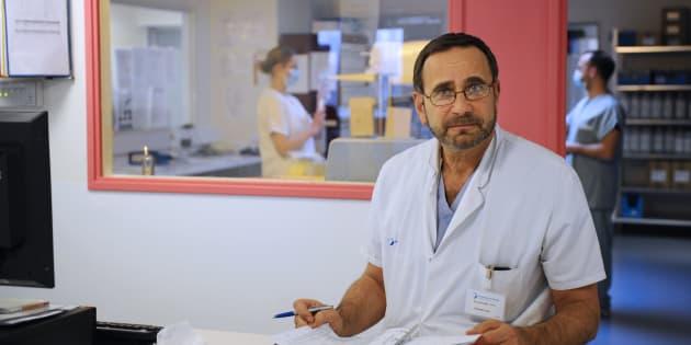Raphaël Pitti, un médecin humanitaire, rend sa Légion d'honneur pour protester contre la politique migratoire de Macron