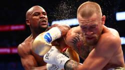 Queste foto dimostrano che l'incontro fra McGregor e Mayweather è stata vera