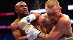 La victoire de Mayweather face à McGregor n'a pas été aussi rapide que