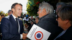 Un pensionato a Macron: