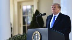 Trump évoque une «invasion» pour justifier la construction du