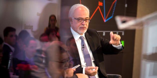 Le ministre des Finances du Québec, Carlos Leitao.