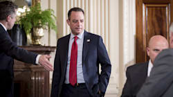 Trump Dumps White House Chief Of Staff Reince