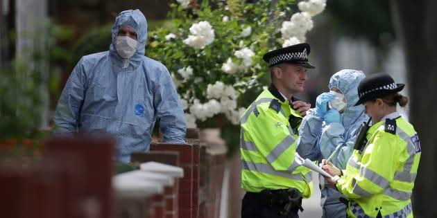 La police identifie deux assaillants de l'attentat de Londres.