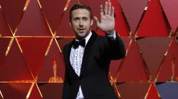 La chemise à jabot de Ryan Gosling n'a pas fait
