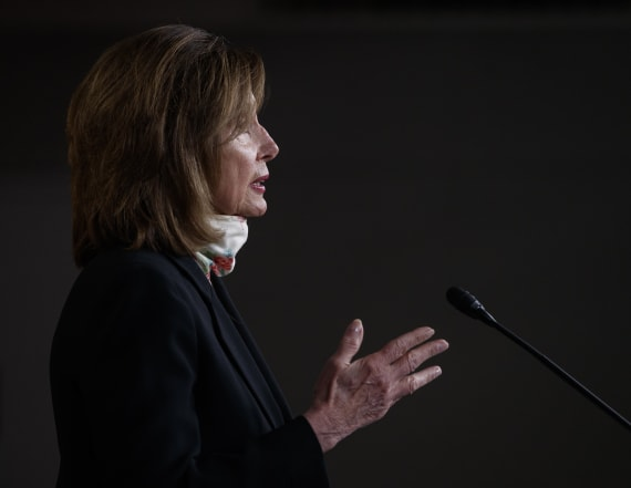 Pelosi unloads on Trump over gassing of protesters
