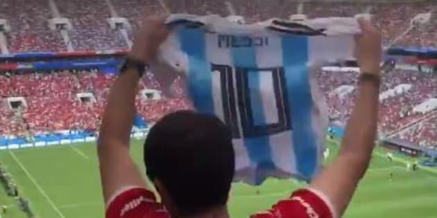 Coupe du Monde: Cristiano Ronaldo était trop occupé à être le meilleur buteur pendant ce troll des supporters Marocains