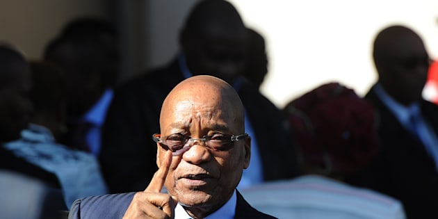 The newspaper claimed that three draft letters, bearing Zuma's name and seemingly prepared for Zuma's signature, were found amongst recently leaked emails.