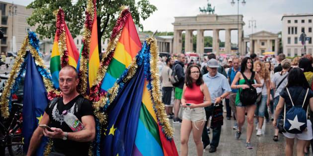 Saludan fallo a favor de tercer sexo en Alemania