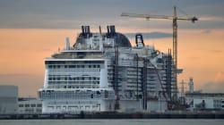 Le maire de Saint-Nazaire craint un hold-up de l'État italien sur le chantier naval (mais la France agit en