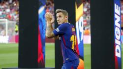 Les Barcelonais remercient Lucas Digne pour son comportement héroïque lors de