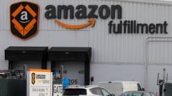 Amazon: l'idée d'un bracelet électronique pour salariés fait
