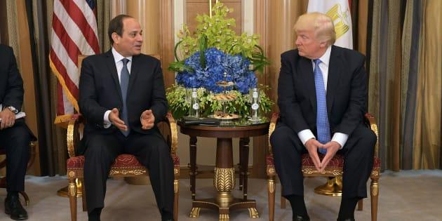 Egitto: Trump blocca aiuti per carenza diritti umani