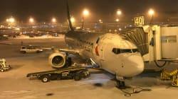 Plusieurs vols annulés à l'aéroport de