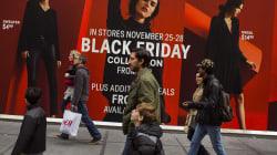 Avant le Cyber Monday, le Black Friday 2016 a attiré trois fois plus de monde que l'an