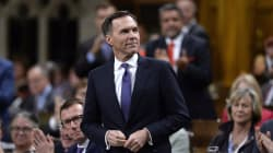 Morneau Angers Tories By Saying Scheer Has 'No Business