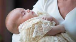 FOTOS: El bautizo del príncipe