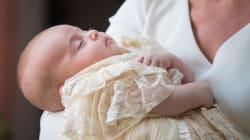 La bellezza del principino Louis al battesimo addolcirà la vostra