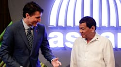 Trudeau May Talk Human Rights In Philippines Despite Leader's