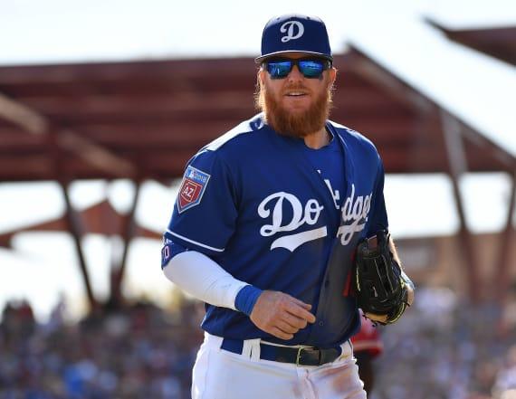 Dodgers All-Star suffers broken wrist on HBP