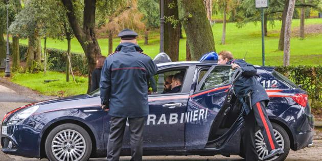 Rapina coppietta ma in realtà sono i carabinieri: arrestato