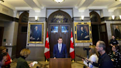 Scheer Accuses Liberals Of 'Coordinated' Push For Ex-Ministers To Break