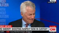 Cet ancien agent du FBI craque en direct après la fusillade en