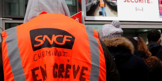 Le calendrier de la grève reconductible jusqu'au jeudi 28 juin — SNCF