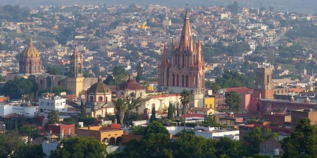 En 2008, la UNESCO nombró a San Miguel de Allende como Patrimonio Mundial como ejemplo destacado de la arquitectura barroca generada en la Nueva España.