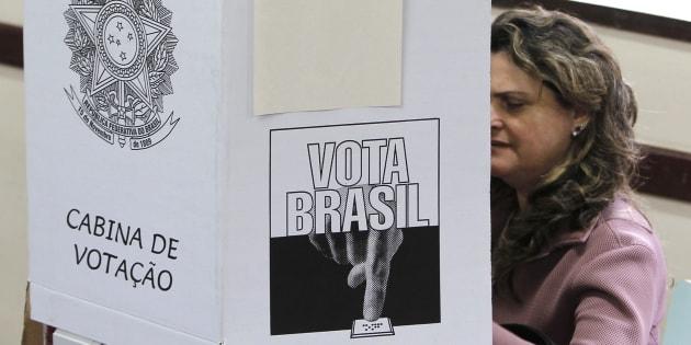 Voto em trânsito ocorre somente nas capitais e nas cidades com mais de 100 mil eleitores.