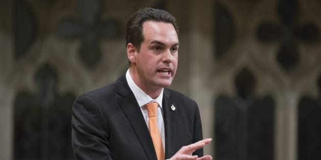 NDP leader says Regina MP Erin Weir facing allegations of harassment