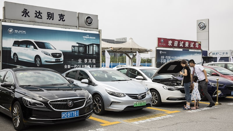 GM will recall more than 3 3 million vehicles in China for
