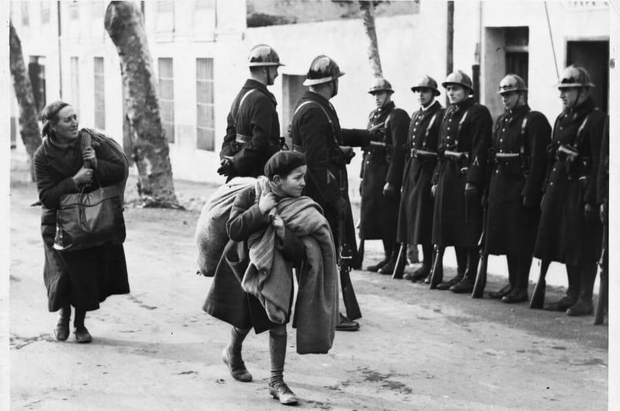 Cuando los refugiados éramos nosotros