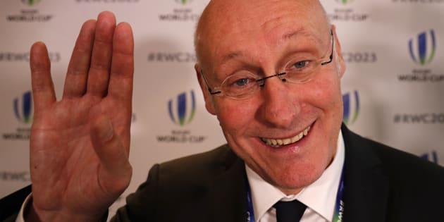 """L'Afrique du Sud dénonce """"l'opacité"""" des derniers jours après l'attribution à la France du Mondial-2023 de rugby"""
