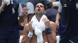 ジョコビッチ、対戦相手と氷風呂を満喫 「最高に気持ち良かったよ」