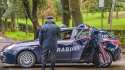 Rapina coppietta ma in realtà sono i carabinieri: